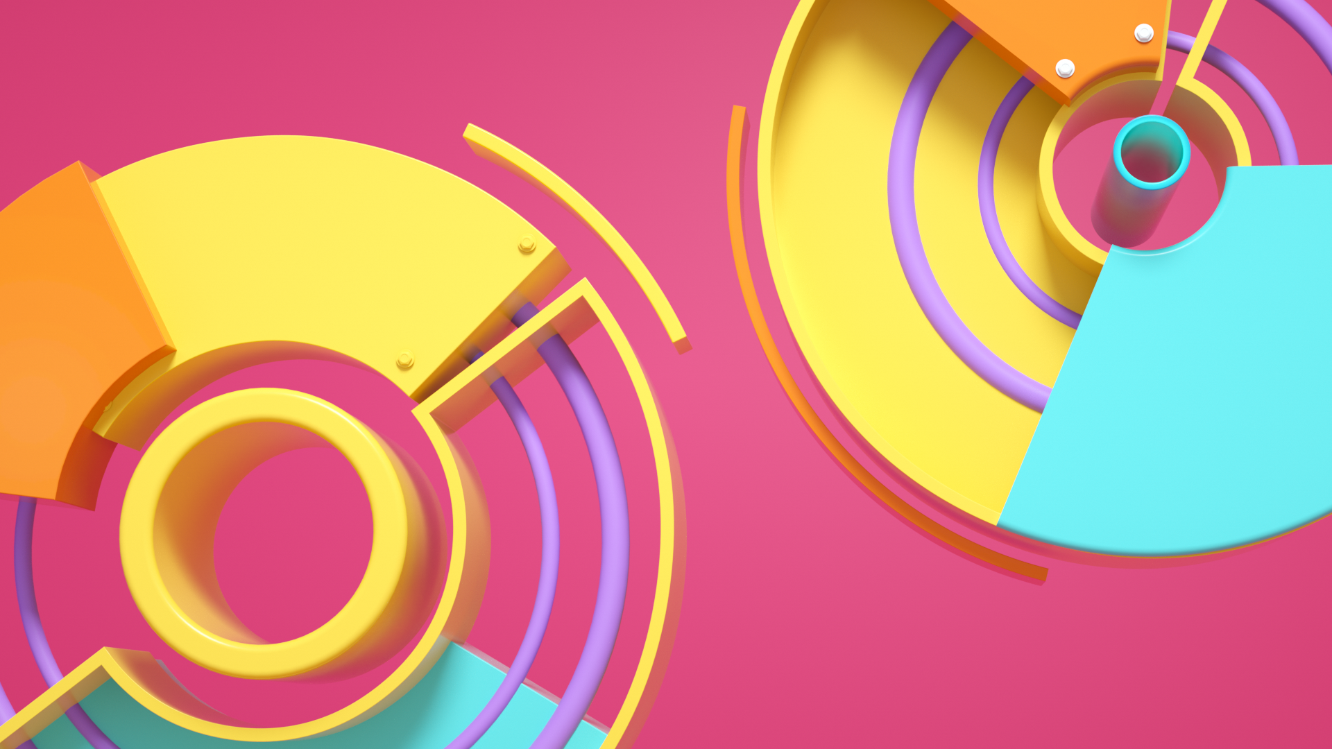 3D Typography animation